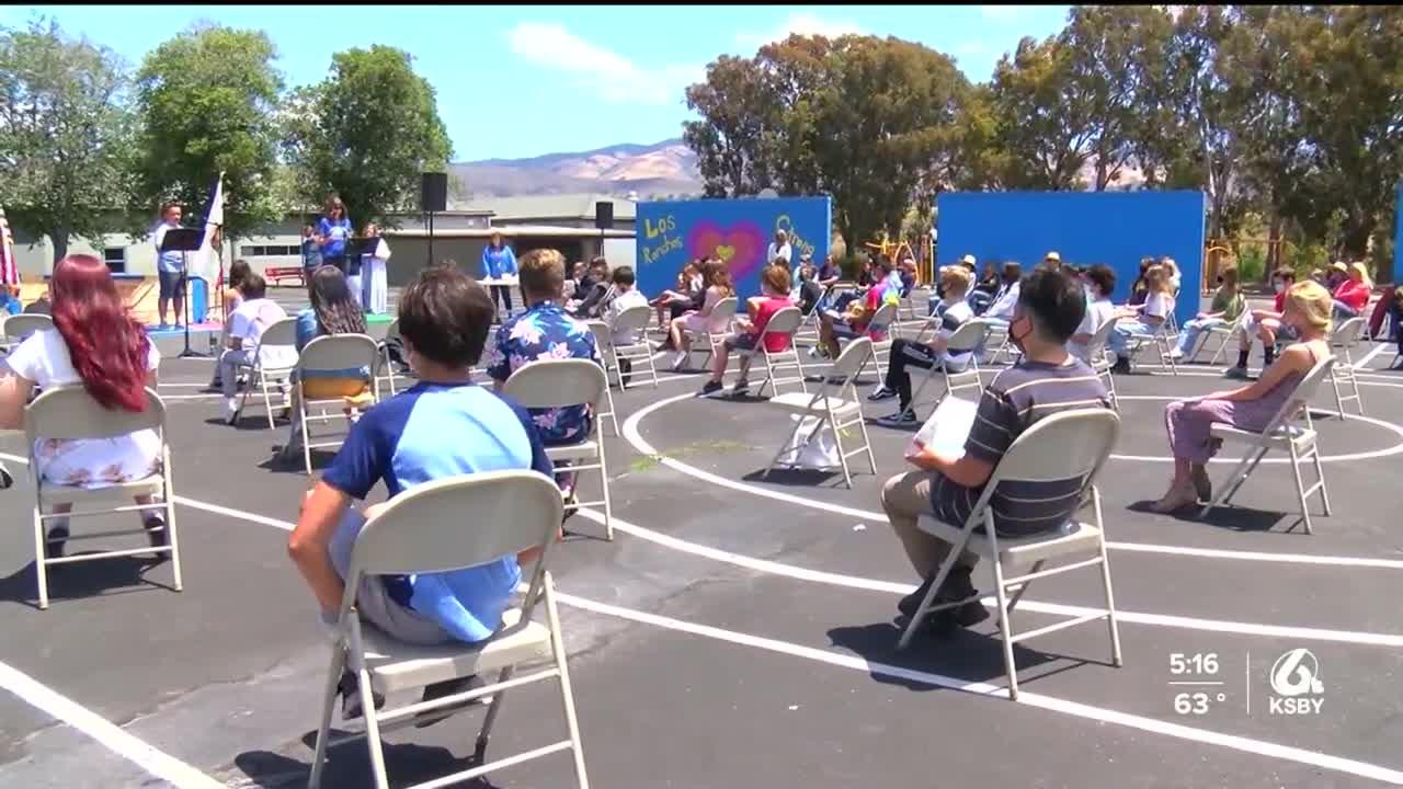 New mural celebrates strength of San Luis Obispo elementary school students