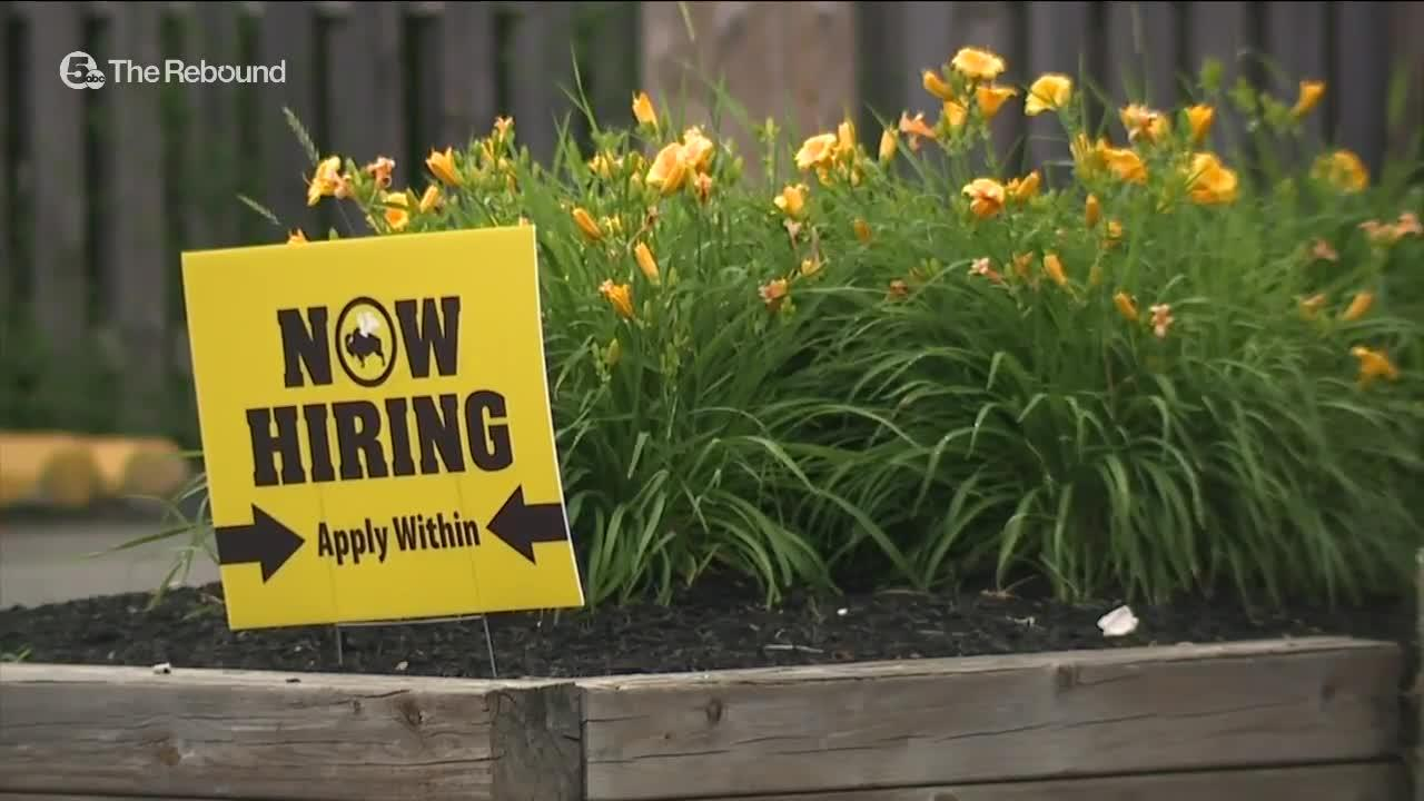 Northeast Ohio business owners hope the end of extra unemployment benefits means more hires