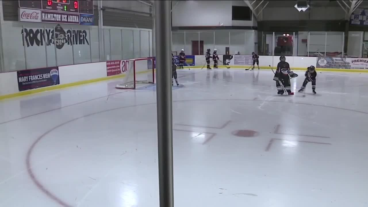 Kent State Marching Band to use ice arena on campus, club hockey teams displaced