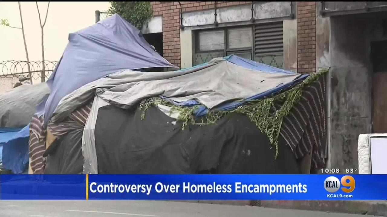 LA Councilman Joe Buscaino Seeks To Resume Ban On Sidewalk Encampments During Daytime