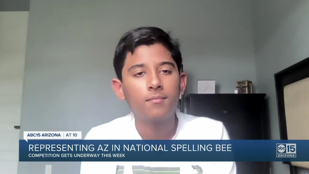 Arizona's top spellers reveal how they prepare for Scripps National Spelling Bee