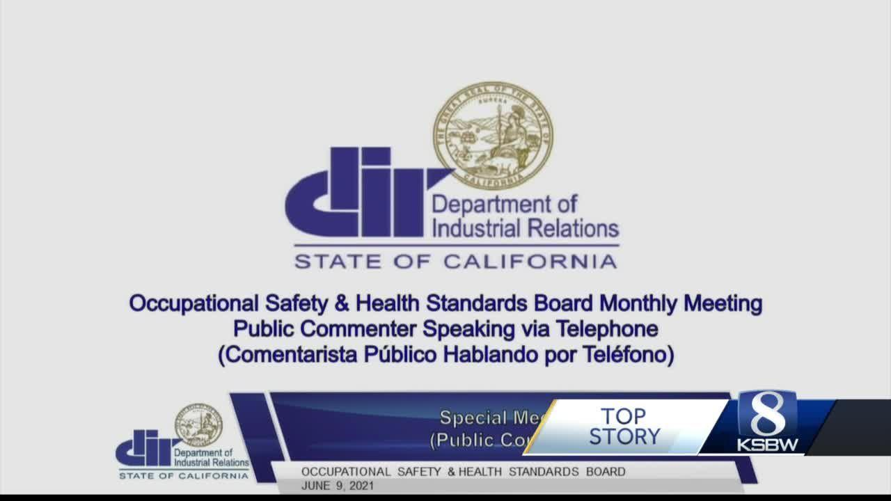 Cal Osha rescinds controversial workplace masking rules, new rules expected June 17