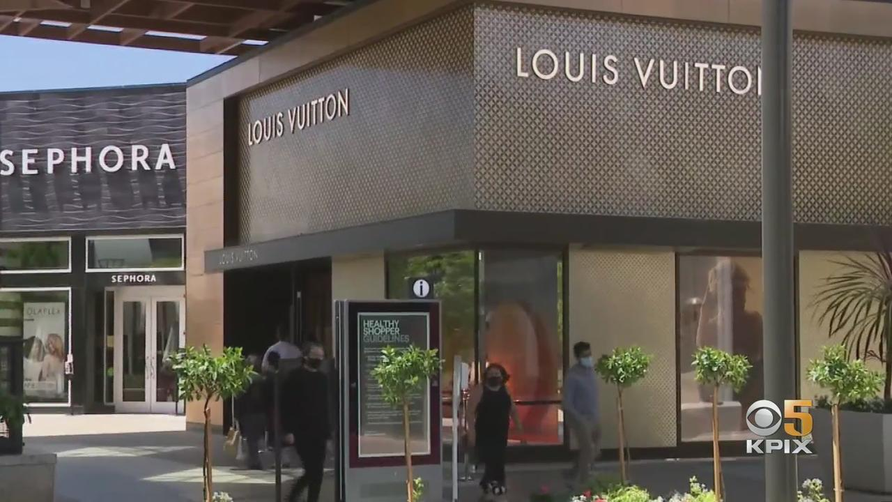 11 Suspects Sought In $100K Handbag Heist At Palo Alto Louis Vuitton Store