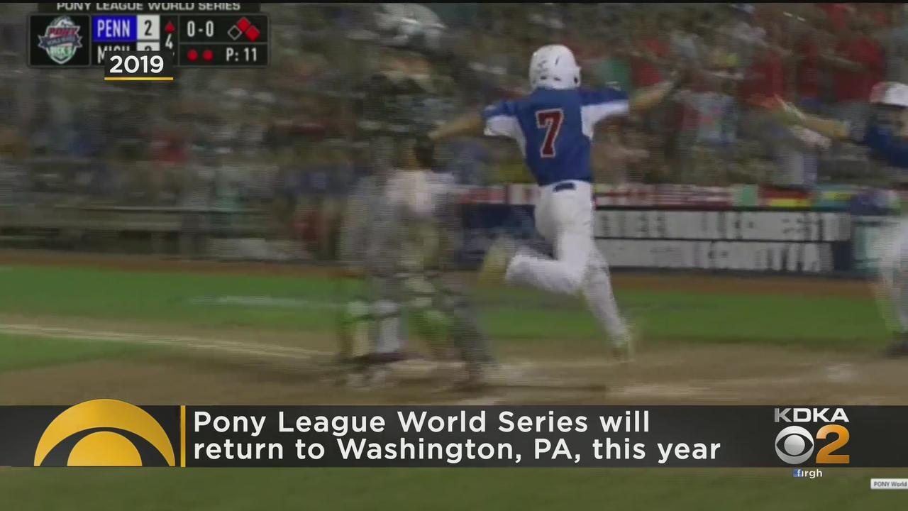 Pony League World Series Returning