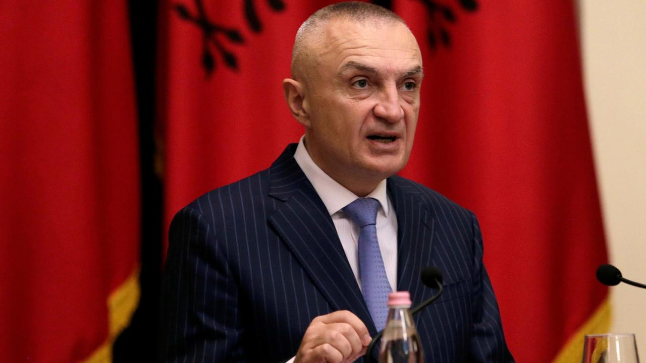 Albania parliament impeaches president for violating constitution