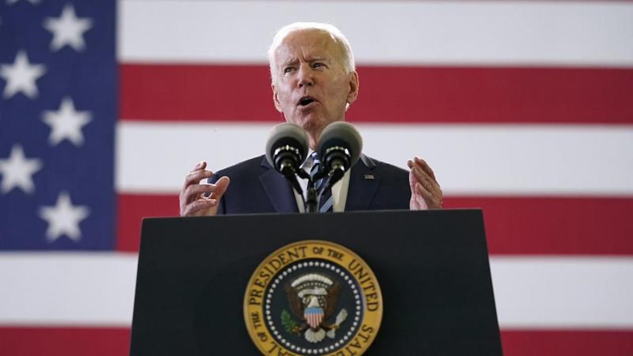 Joe Biden kicks off Europe visit with warning for Russia