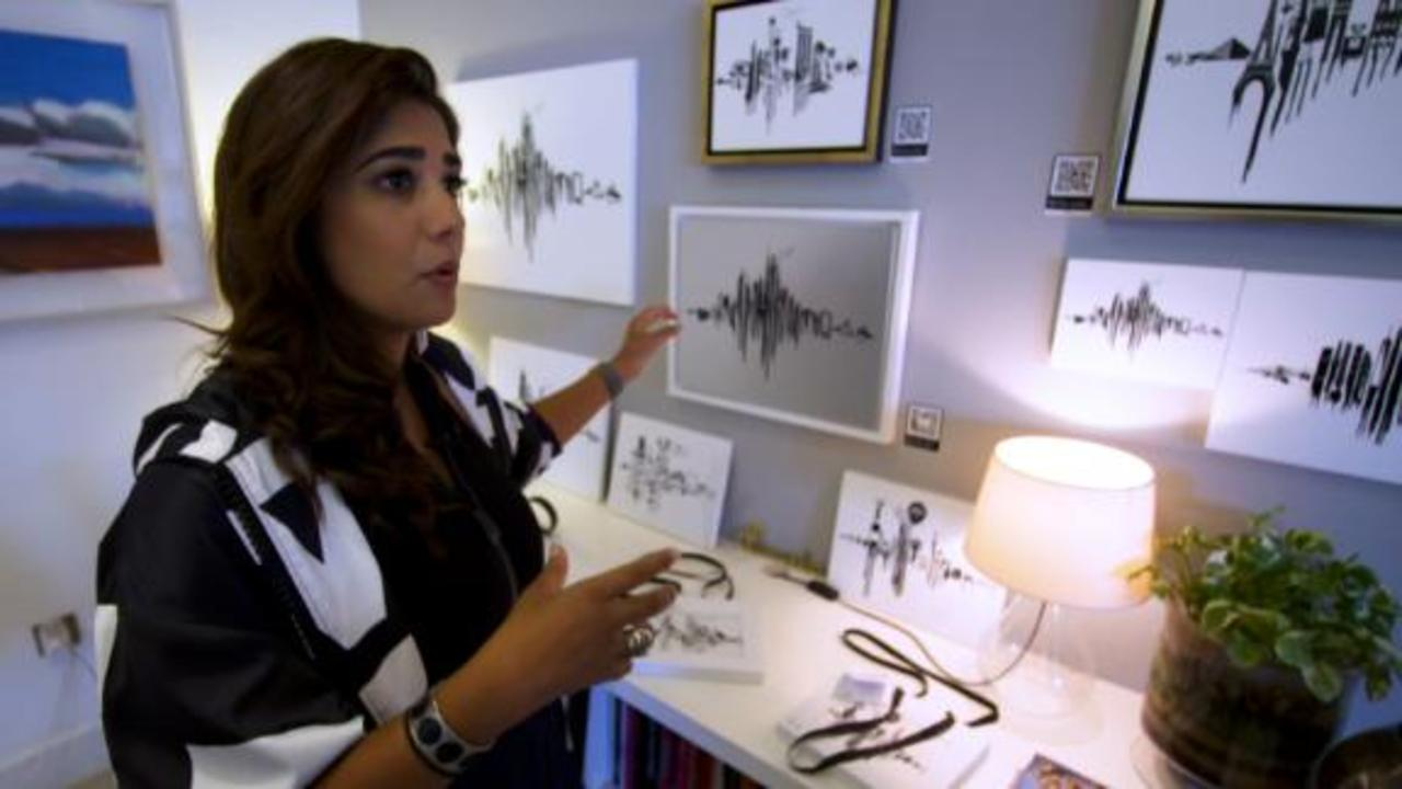 Amrita Sethi is making NFT voice art