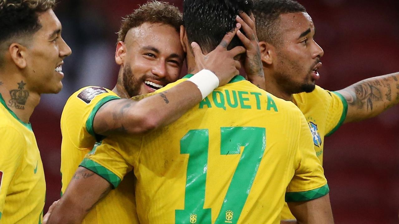 'Unsatisfied' Brazil football team rules out Copa America boycott