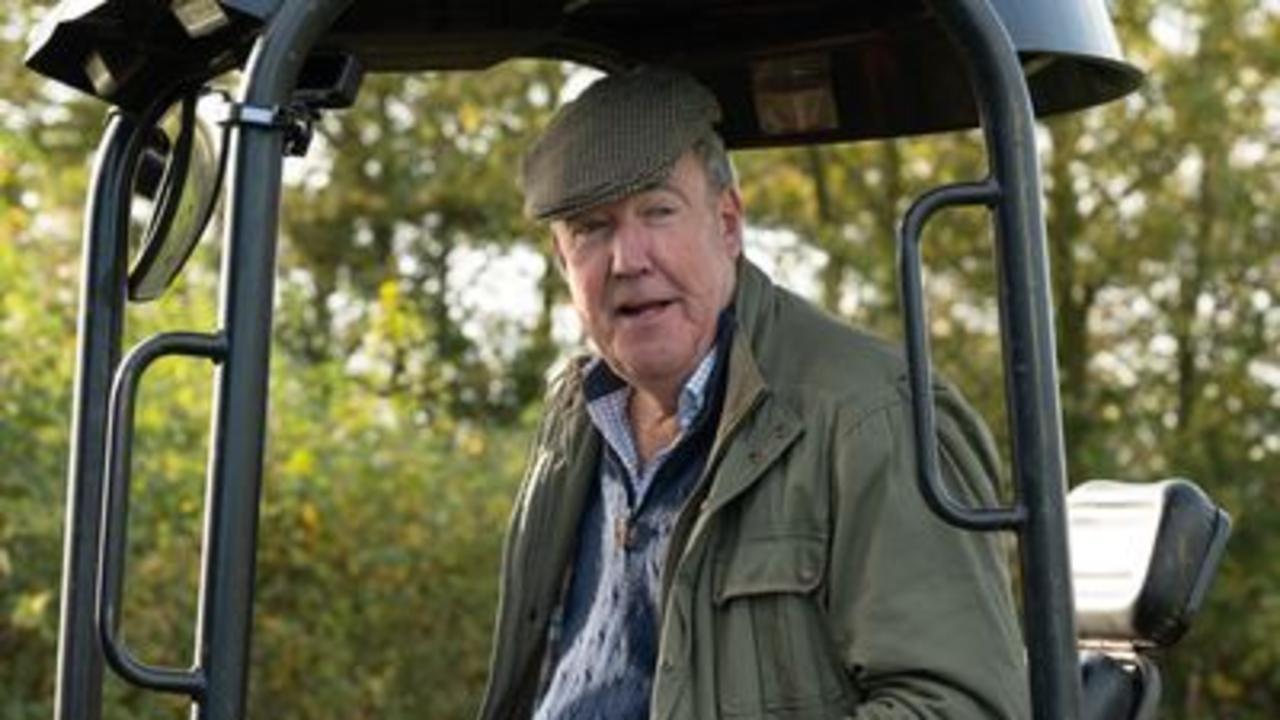 Jeremy Clarkson on life as a farmer
