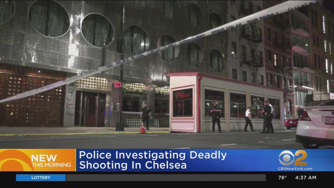 Deadly Shooting Outside Chelsea Hotel