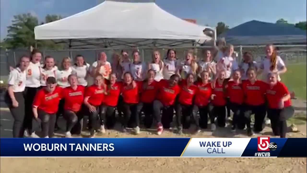 Wake Up Call from Woburn Tanners softball