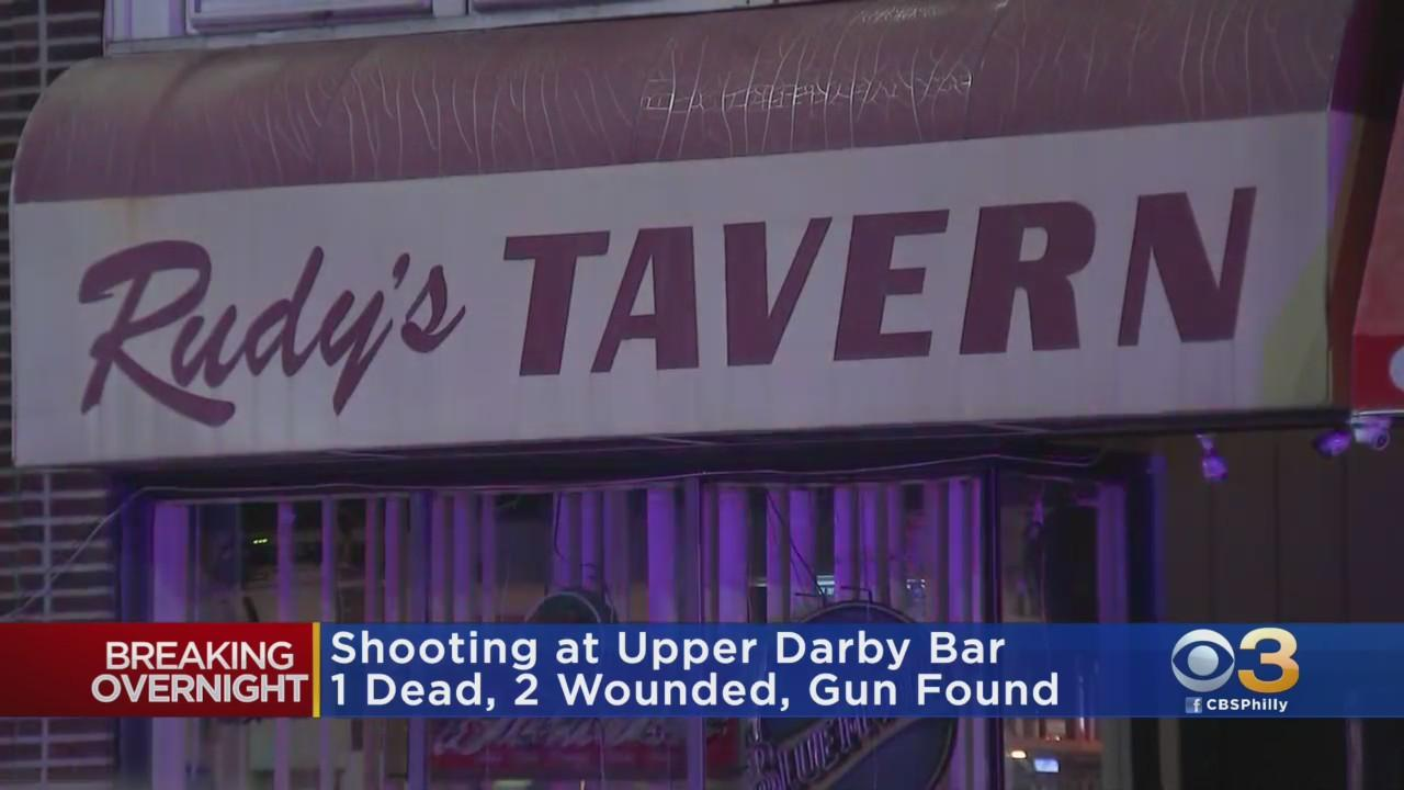 Shooting Outside Upper Darby Bar Leaves 1 Dead, 2 Wounded