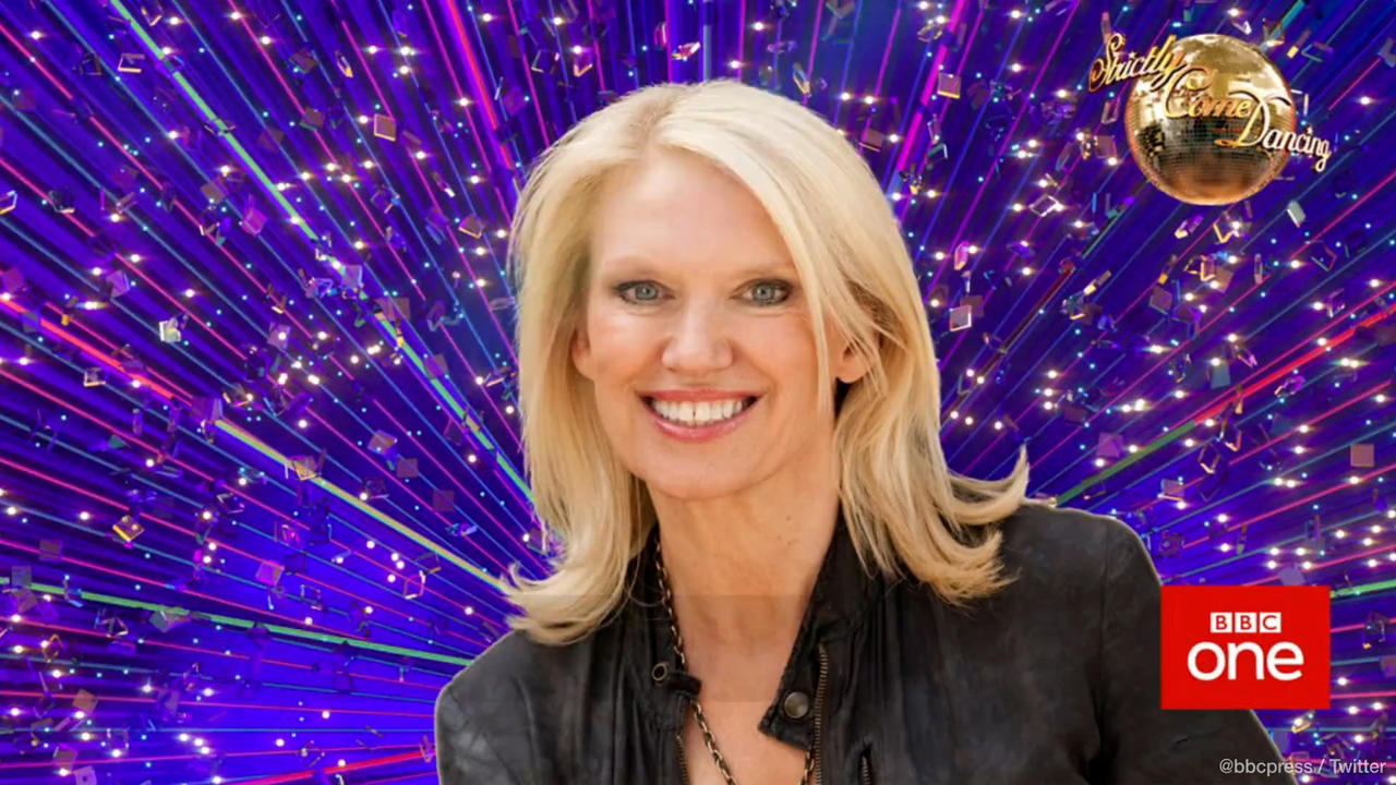 Anneka Rice reveals Strictly Come Dancing left her 'broken and depressed'