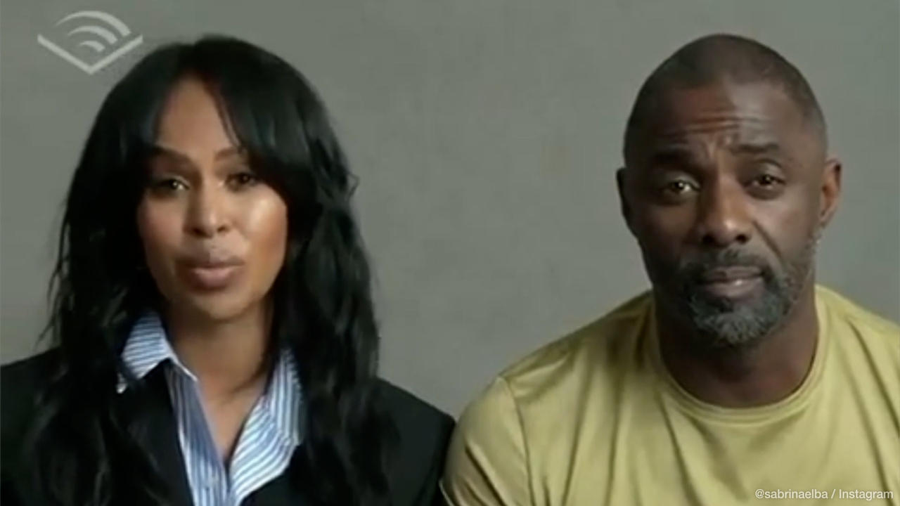 Idris Elba and wife Sabrina Dhowre sharing marriage secrets for new podcast