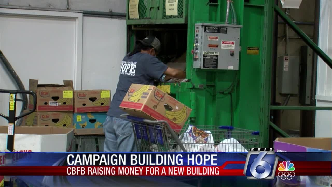 Campaign building hope