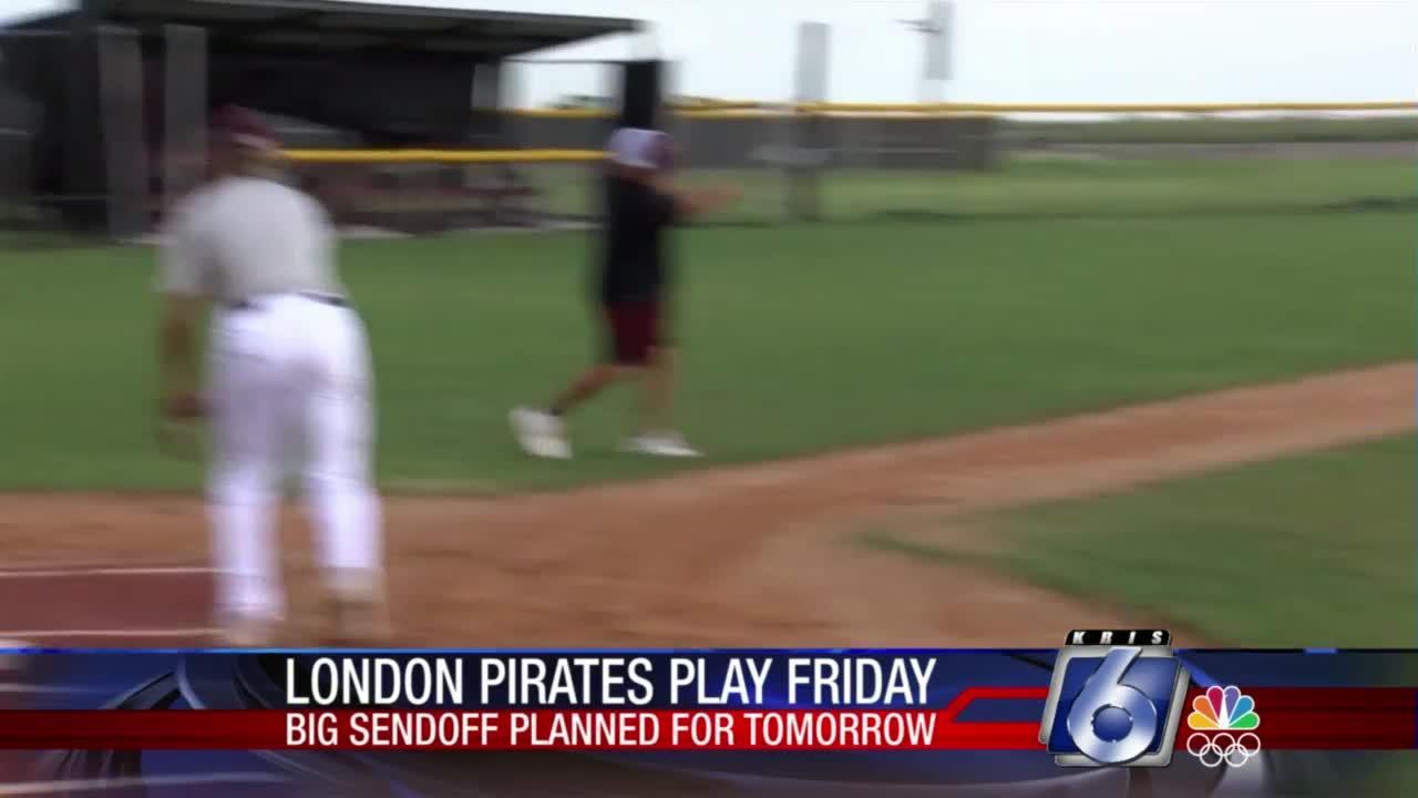 London Pirates Play Friday