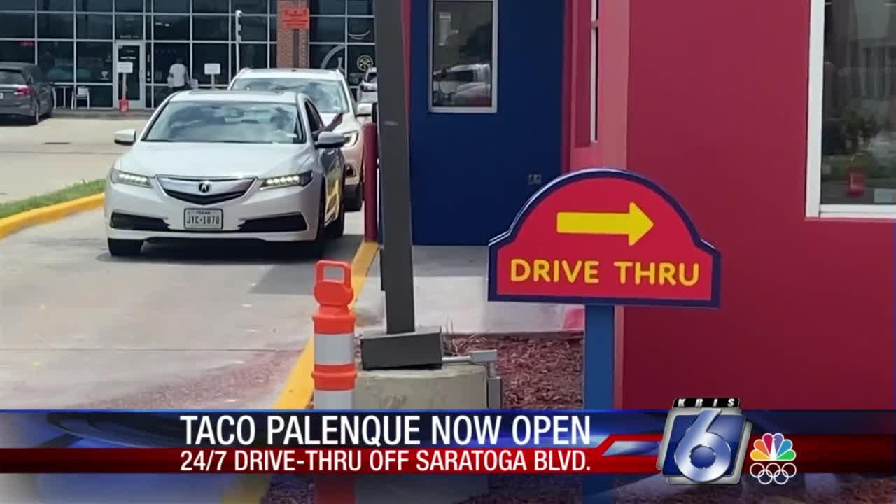 Taco Palenque now open