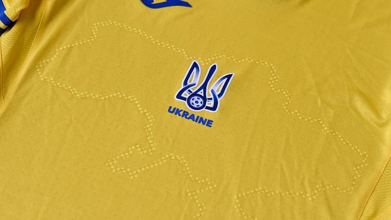 Ukraine-Russia football shirt row: UEFA tells Kyiv to remove 'political slogan' from EURO 2020 kit