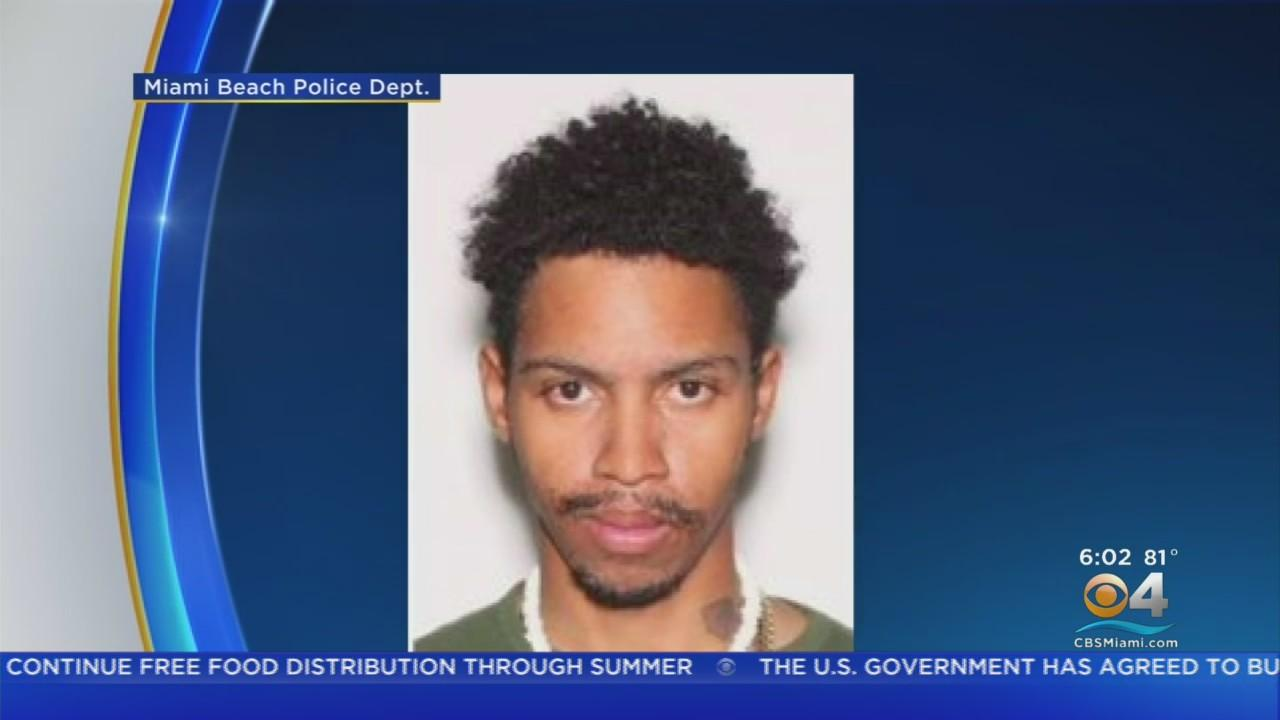 Arrest Made In Shooting Of Miami Beach Tourist