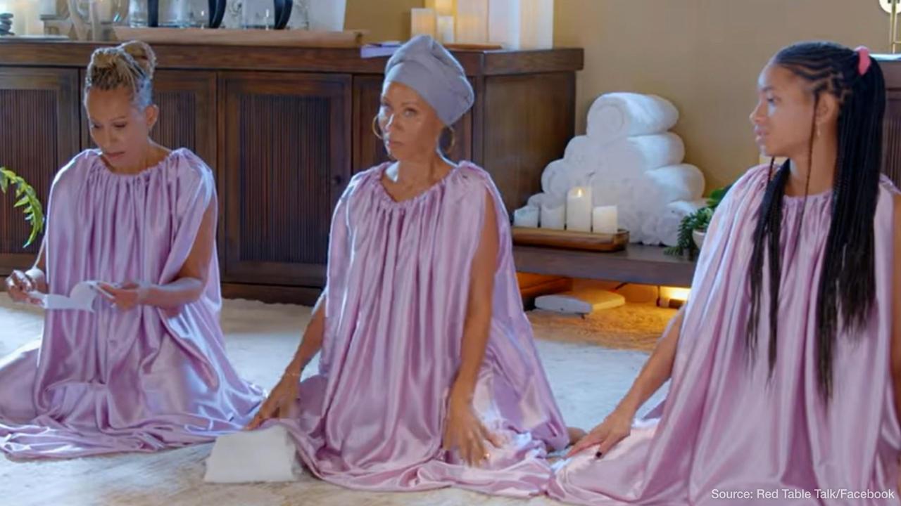 Jada Pinkett Smith und Tochter Willow: Vaginal-Dampfbad am Mutter-Tochter-Tag
