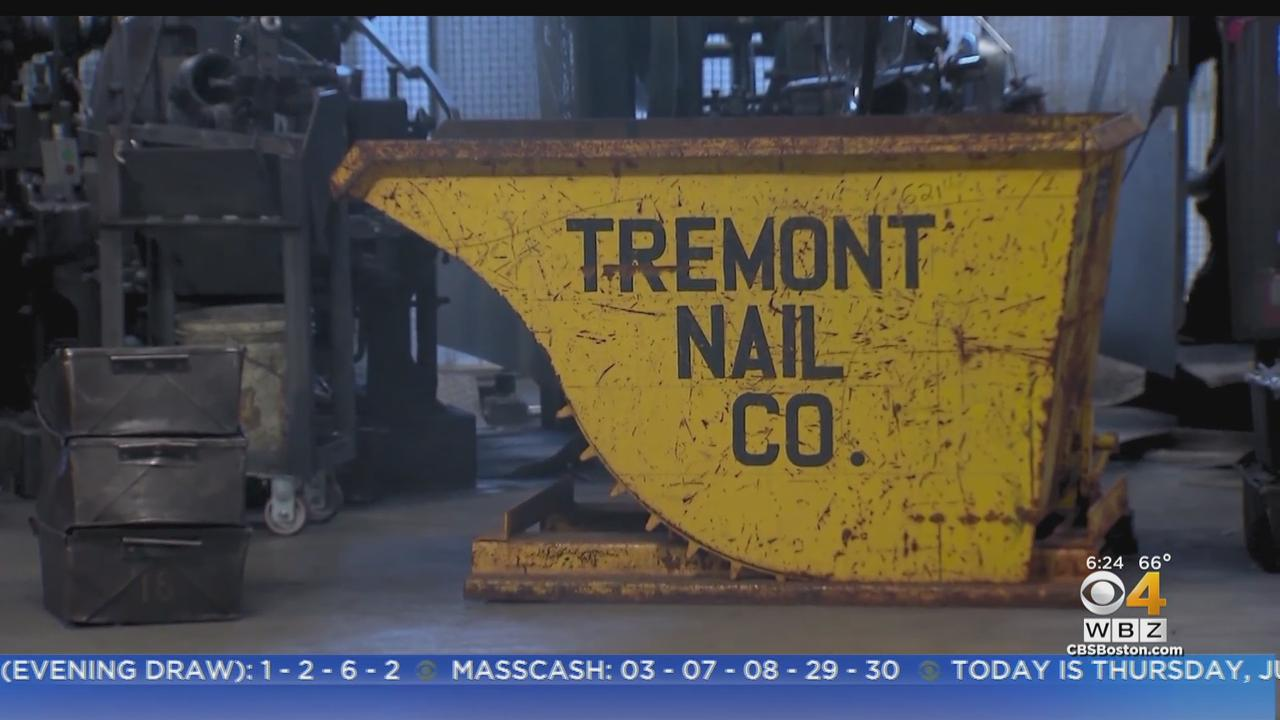It Happens Here: Mansfield's Tremont Nail Company Has Historic Ties To Early America