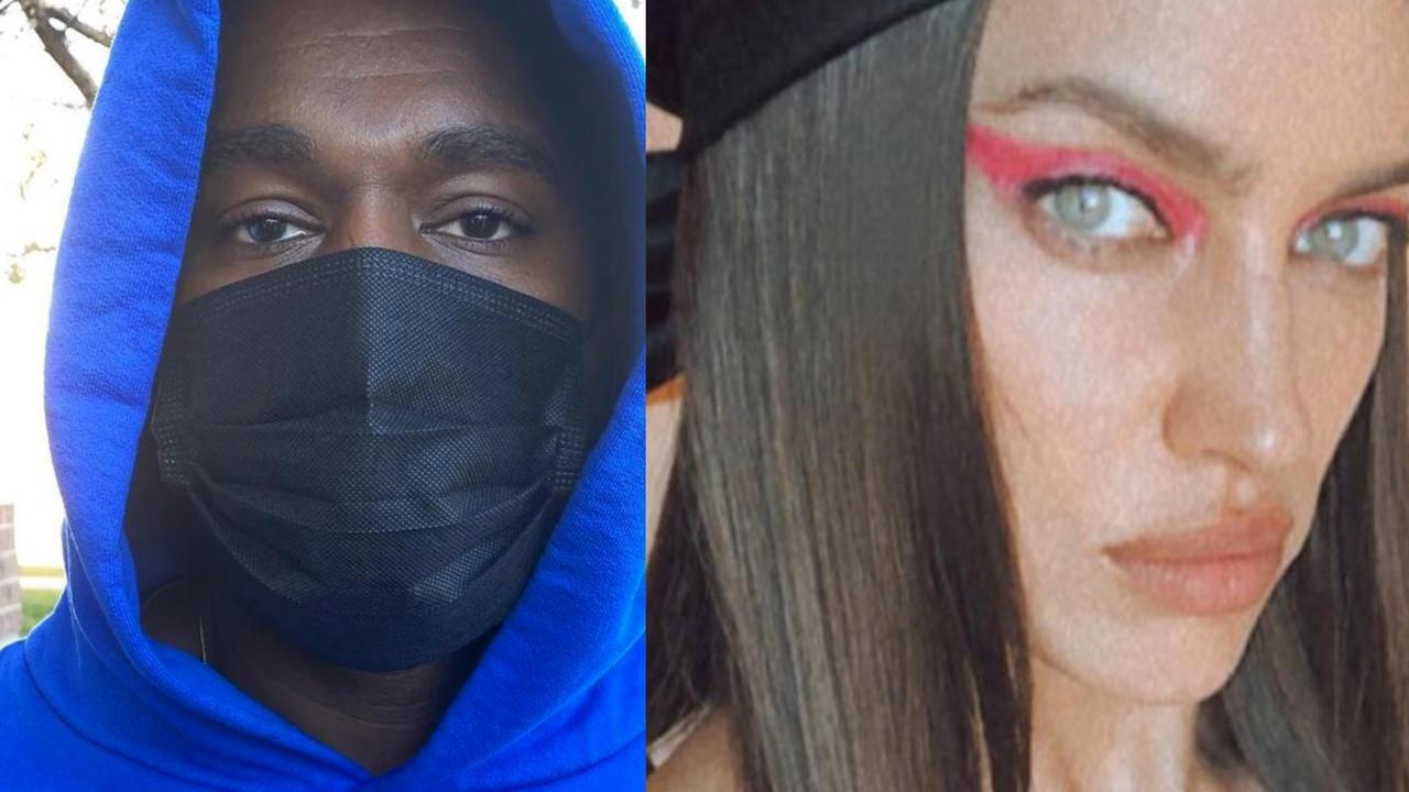 Kanye West passe du bon temps avec Irina Shayk en Provence