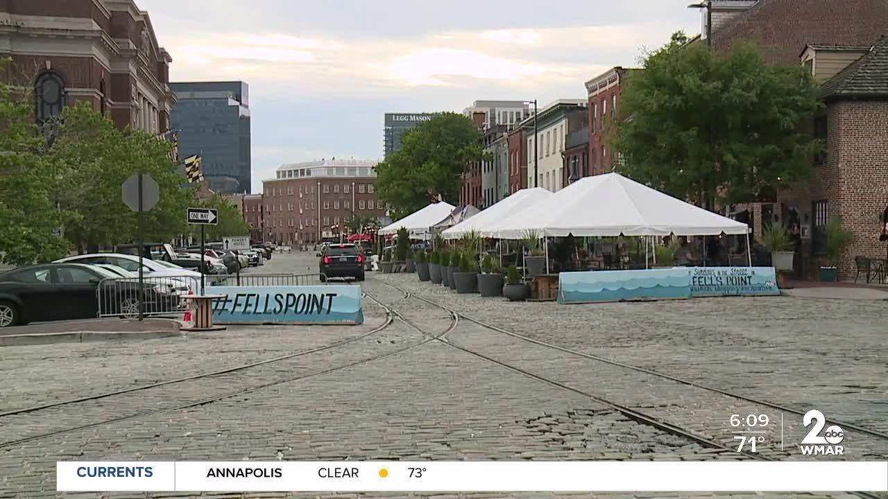 BPD plans on stepping up patrols in Fells Point