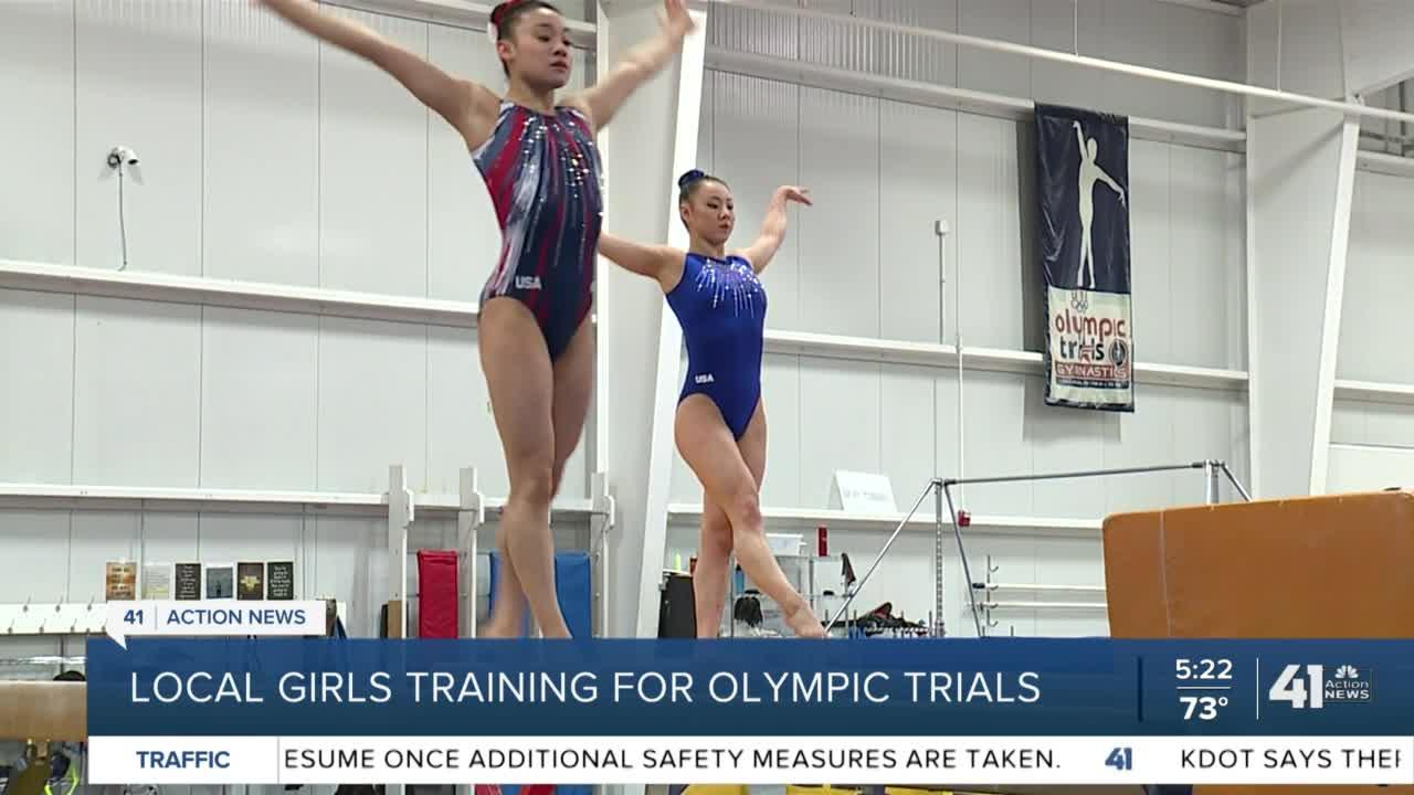 GAGE gymnasts prepare for US Olympic Trials in St. Louis