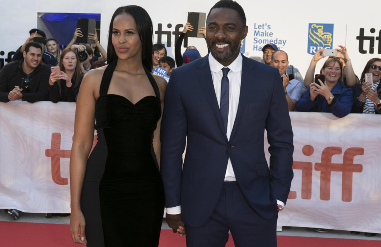 Idris Elba lance un podcast avec son épouse