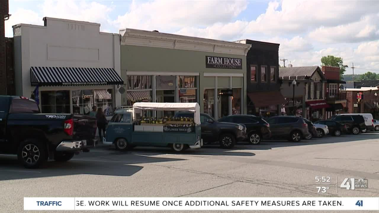 Downtown Parkville thrives with new businesses despite COVID-19 pandemic