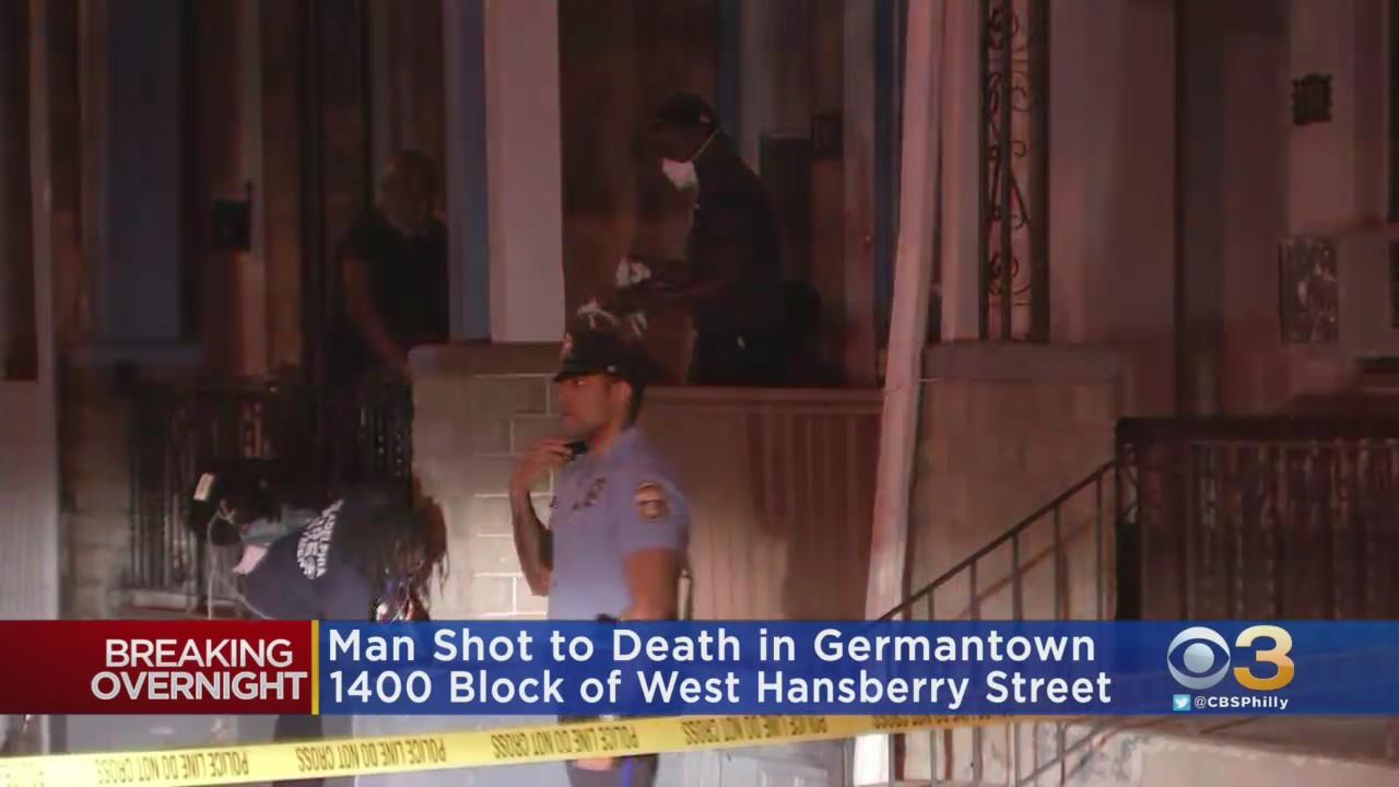 Man Shot To Death In Germantown