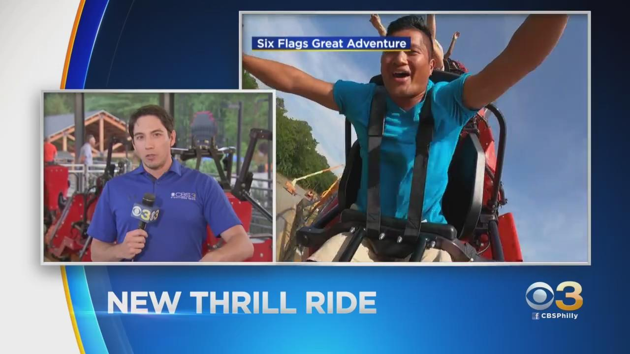 Six Flags Great Adventure To Debut New Rollercoaster This Weekend