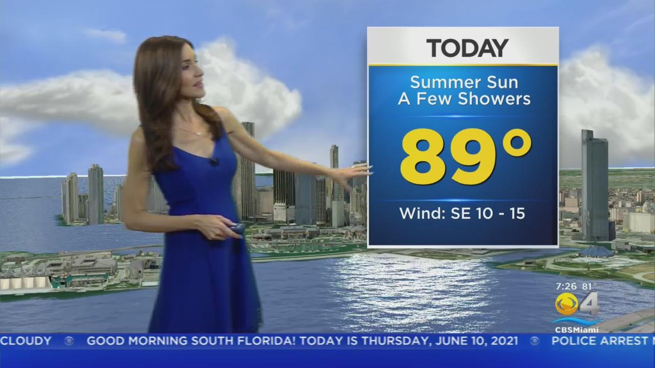 CBS4 Forecast For Thursday 6/10/2021