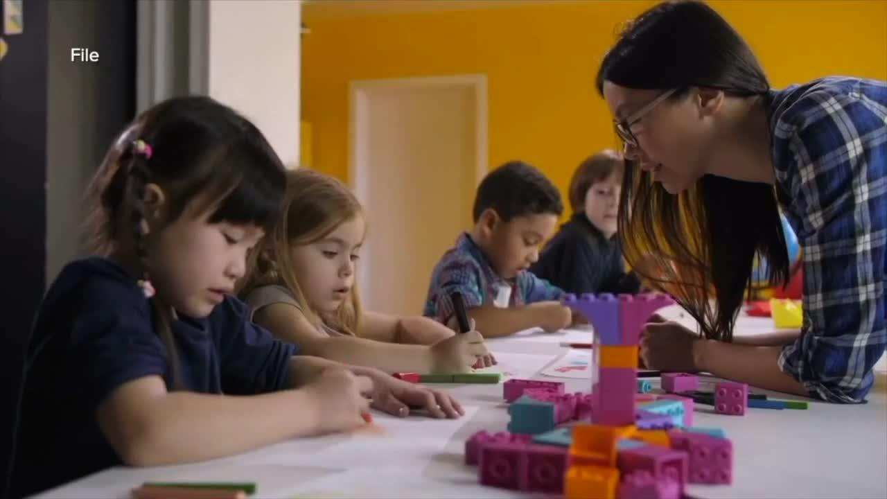 Whitmer aims for universal preschool for Michigan children, new funding could help