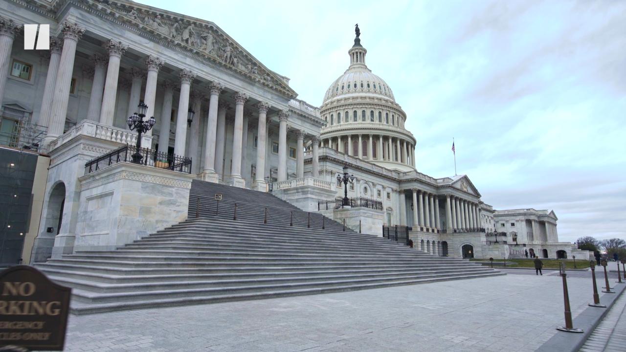 Senate Hopeful Mocks Gun-Toting Opponent