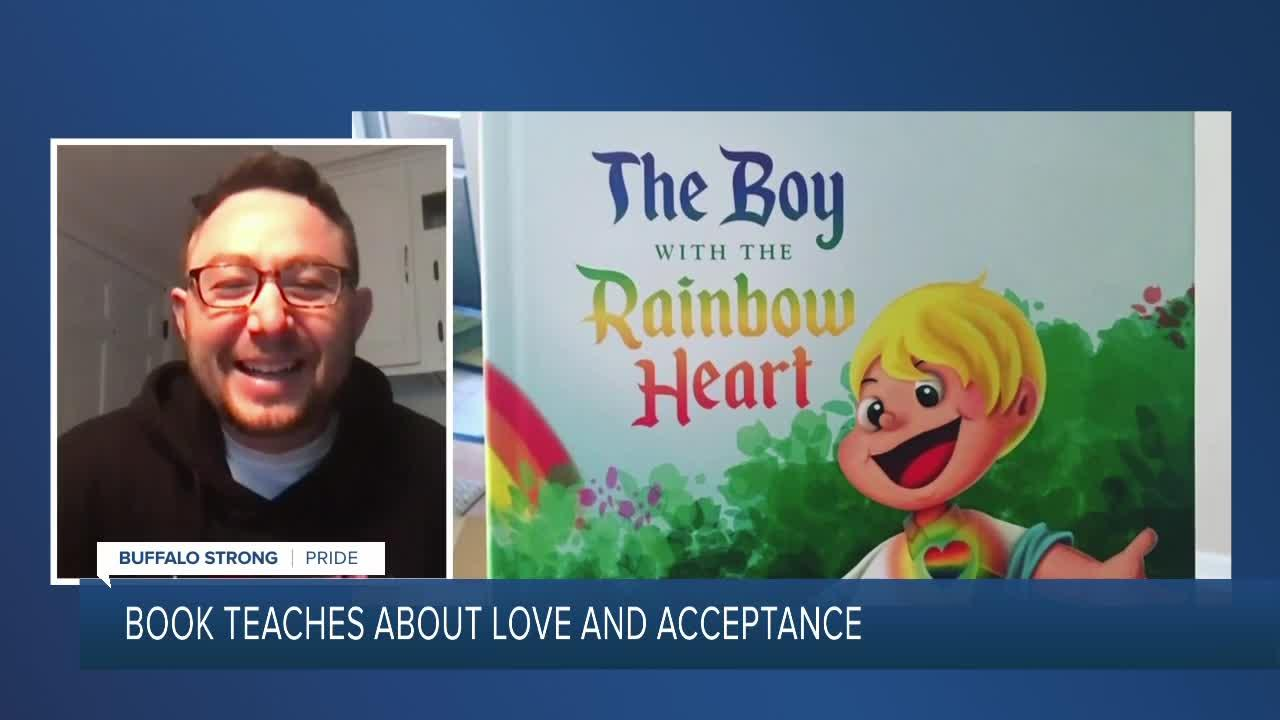 A great book for starting the LGBTQ conversation with your kids