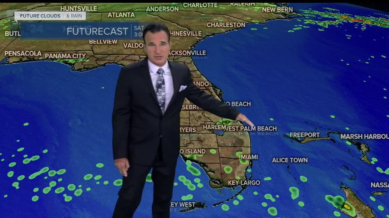 Thursday AM Forecast 6.10.21
