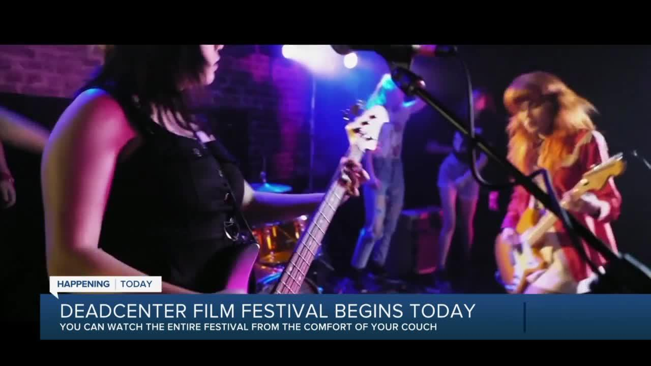 deadCenter Film Festival kicks off Thursday, how you can watch from your living room