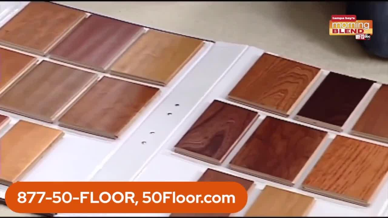 50 Floor   Morning Blend