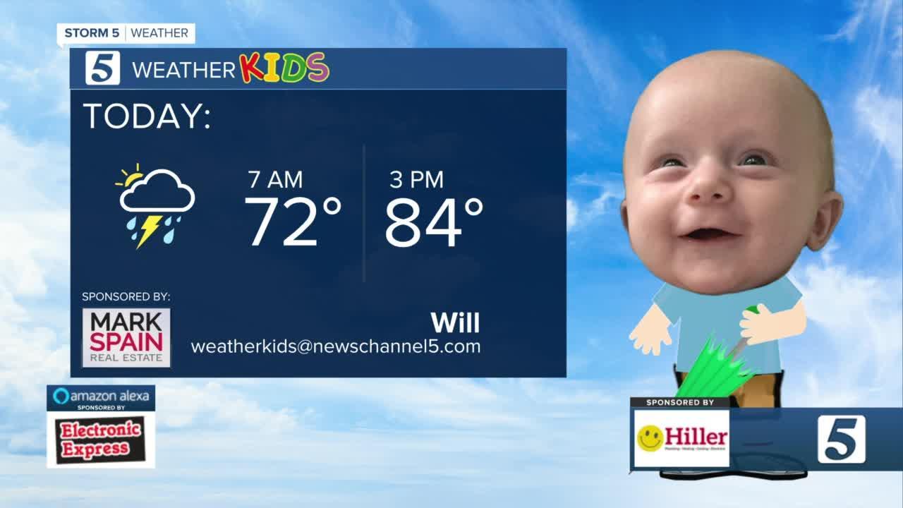 Lelan's morning forecast: Thursday, June 10, 2021