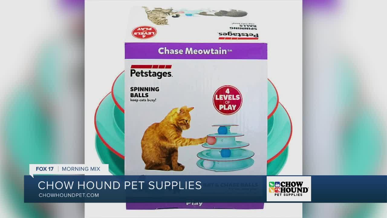 Chow Hound Pet Supplies has all the toys you need