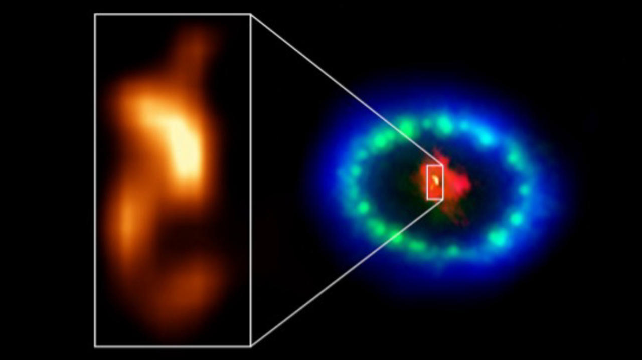 33-Year-Old Mystery May Be Solved After the Discovery of This Hot Space 'Blob'