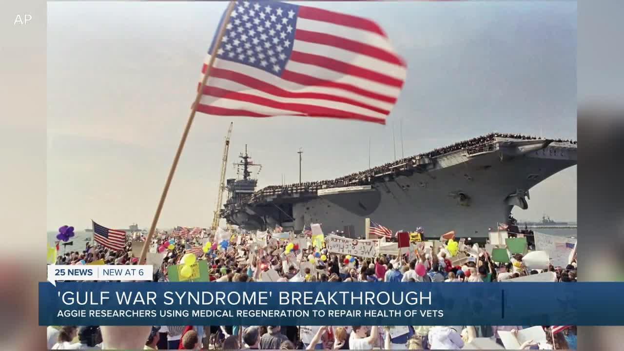 A&M researchers work tirelessly to cure Gulf War Illness, help our Veterans