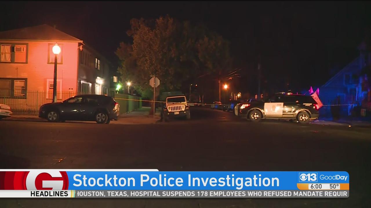 Man Killed In Stockton Shooting