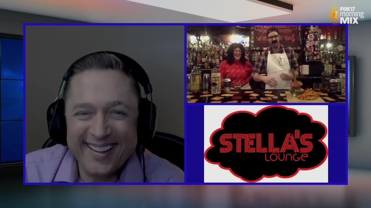 Morning Mix Social: Stella's Lounge
