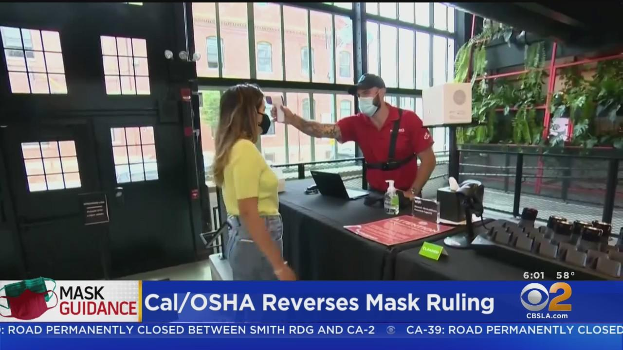 Calif. Board Withdraws Controversial Workplace Ordinance Requiring Masks Unless Everyone Is Fully Vaccinated