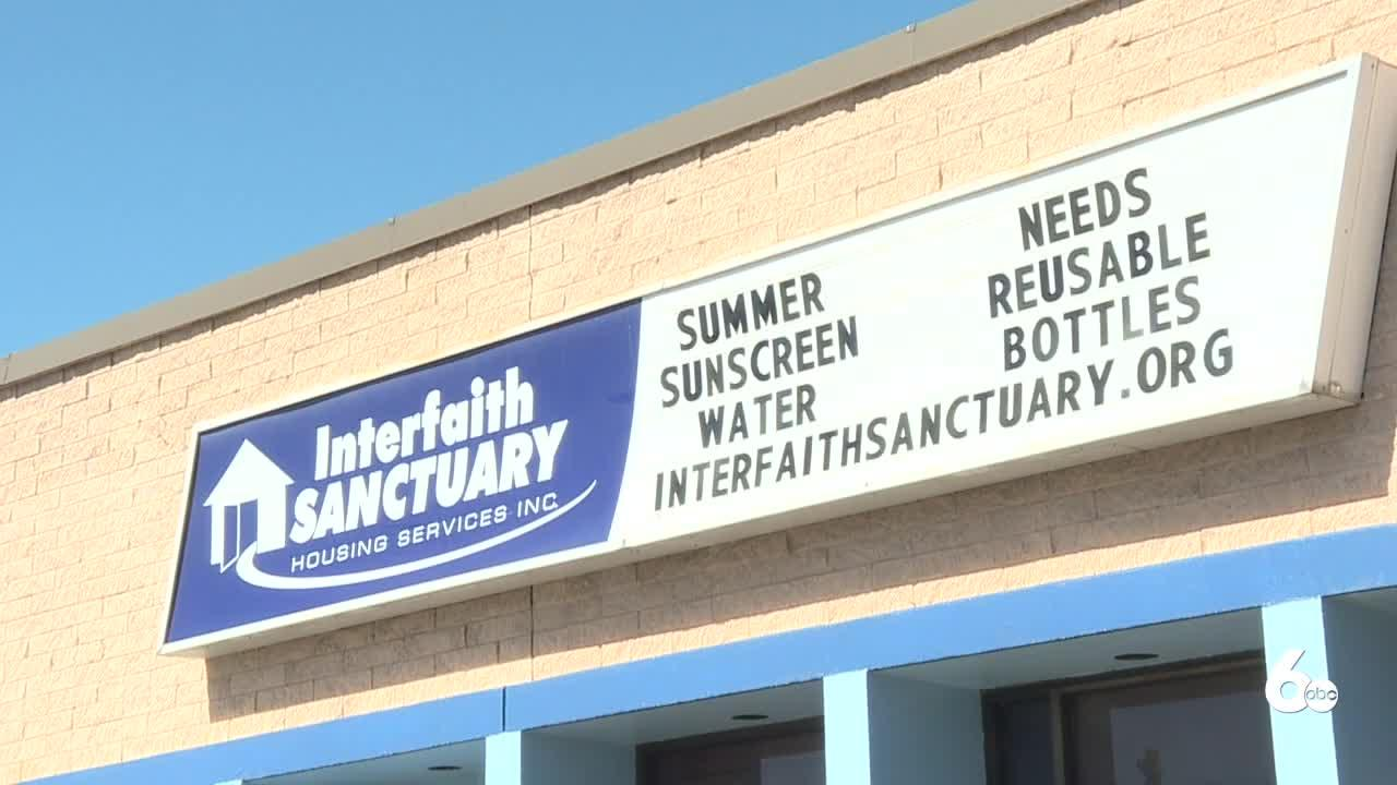 Interfaith Sanctuary collecting donations to help people experiencing homelessness beat the heat