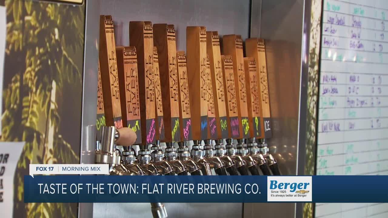 Taste of the Town: Flat River Brewing Co.