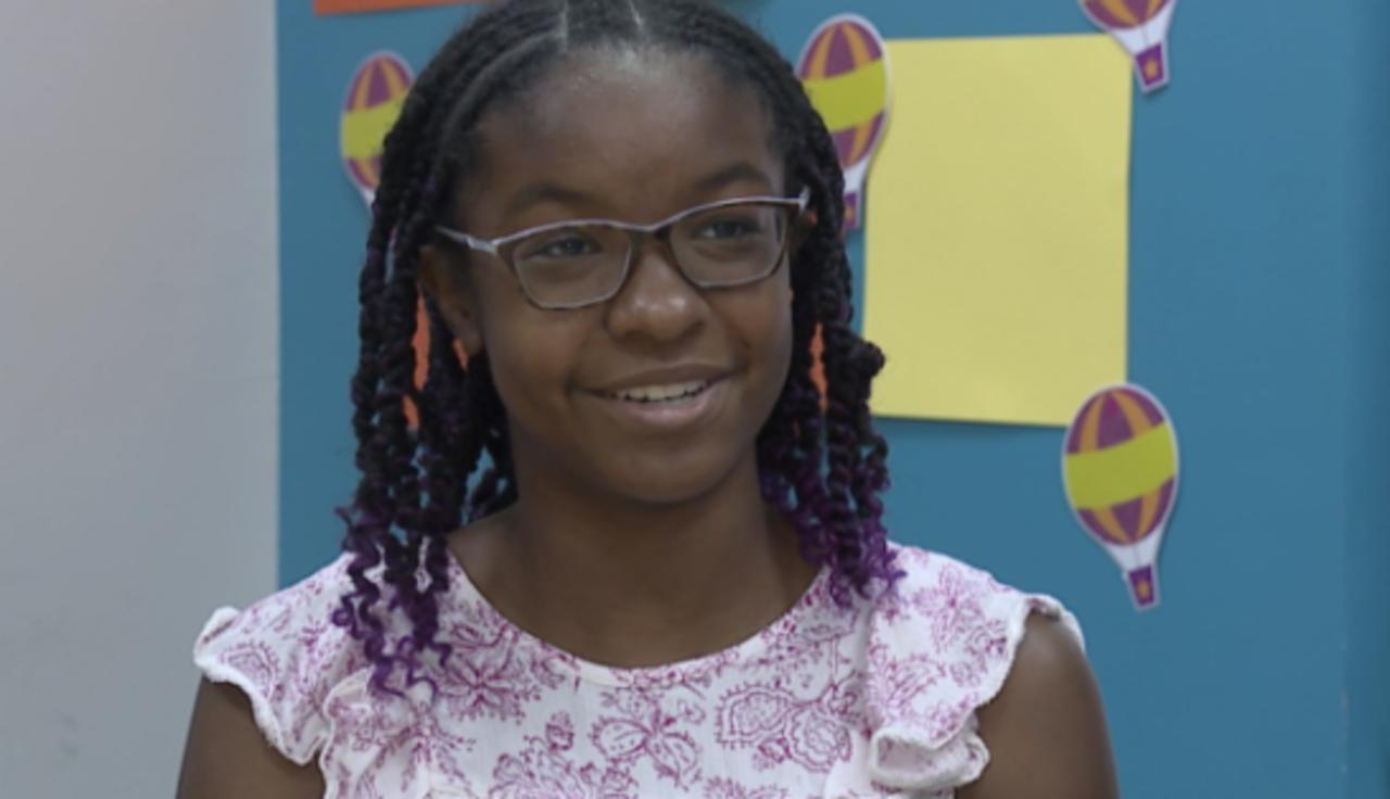 Las Vegas speller to compete in Scripps National Spelling Bee - Meet Sriya Wint