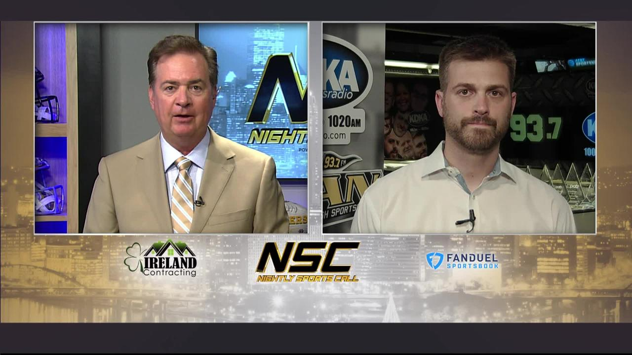 Ireland Contracting Nightly Sports Call: June 9, 2021 (Pt. 1)